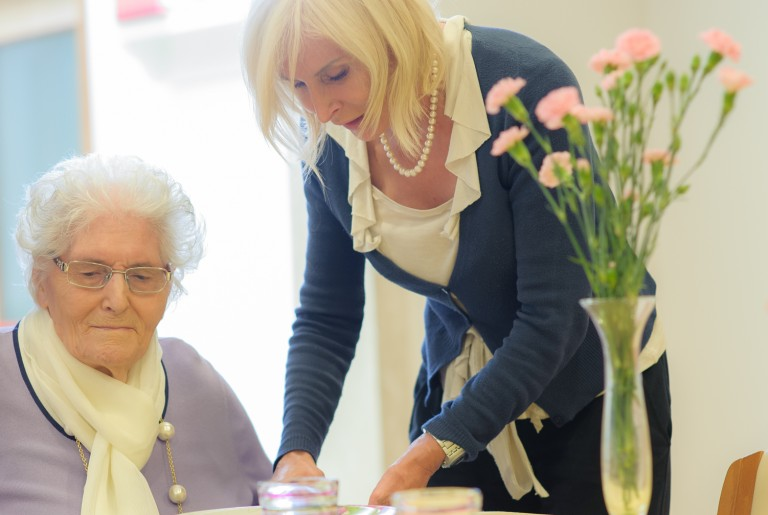 accoglienza anziani treviso